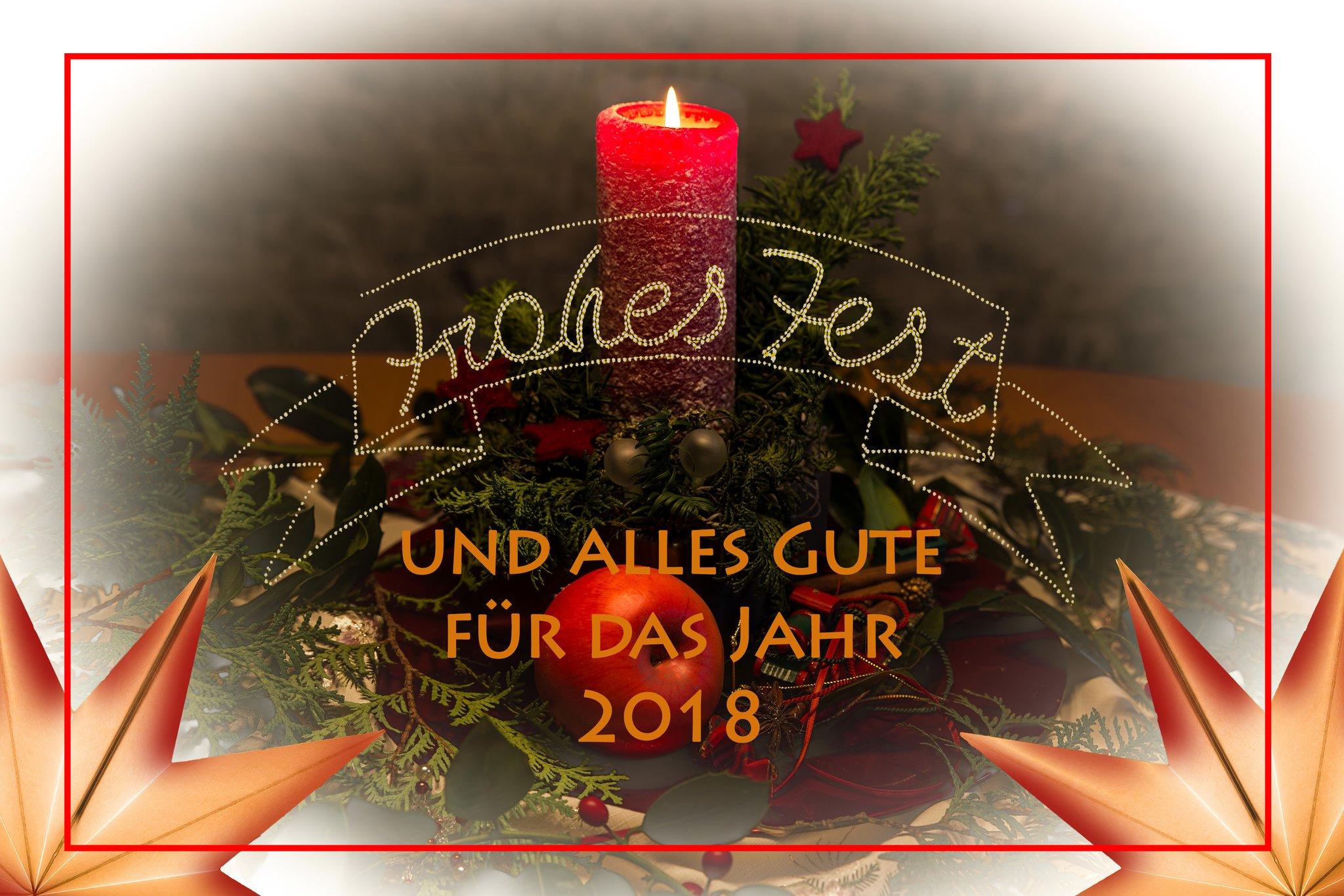 Weihnachts- und Neujahrsgrüße aus Lünen (Bitte im Vollbild)
