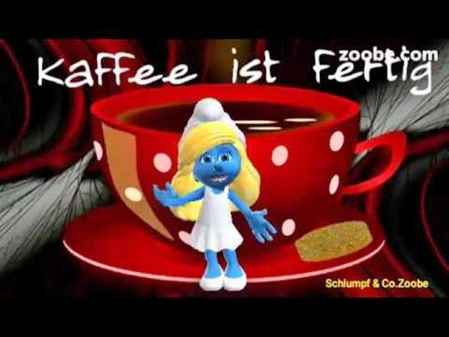 Einen Schönen Guten Morgen Zusammen Mit Nem Schönem Kaffe